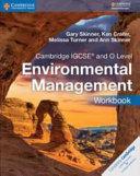 Books - New Cambridge Igcse� And O Level Environmental Management Workbook | ISBN 9781316634875
