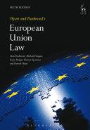 Wyatt and Dashwood s European Union Law