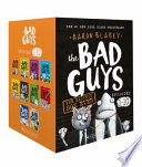 Bad Guys Episode 1-10 Box Set
