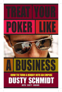 Treat Your Poker Like a Business Book PDF