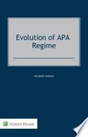 Evolution Of Apa Regime