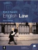 Smith   Keenan s English Law