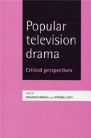 Popular Television Drama
