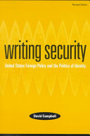Cover of Writing Security