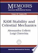 Kam Stability And Celestial Mechanics