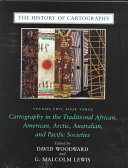 Cartography in the Traditional African  American  Arctic  Australian  and Pacific Societies