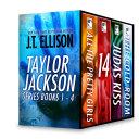 J.T. Ellison Taylor Jackson Series Books 1-4