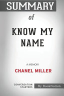 Summary of Know My Name