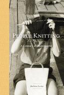 People Knitting