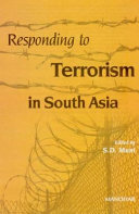 Responding to Terrorism in South Asia