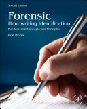 Forensic Handwriting Identification