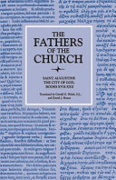 The City of God, Books XVII–XXII (The Fathers of the Church, Volume 24)