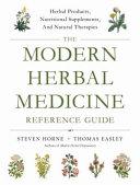 Modern Herbal Medicine