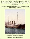 Ocean Steamships: A Popular Account of their Construction, Development, Management and Appliances Pdf/ePub eBook