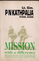 Mission with a Difference [Pdf/ePub] eBook