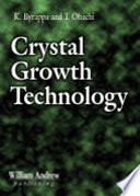 Crystal Growth Technology Book PDF