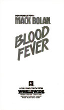 Blood Fever ebook