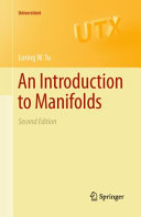 An Introduction to Manifolds Book
