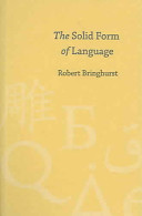 The Solid Form of Language Book PDF