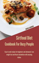 Sirtfood Diet Cookbook For Busy People