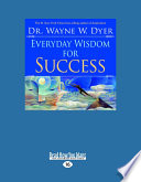 Everyday Wisdom for Success  Easyread Large Edition