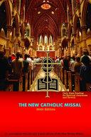 The New Catholic Missal 2020 Edition