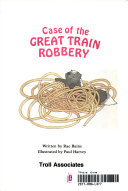 Case of the Great Train Robbery
