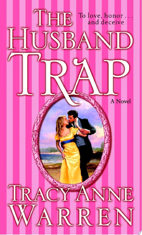 The Husband Trap banner backdrop