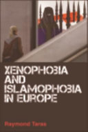 Pdf Xenophobia and Islamophobia in Europe Telecharger