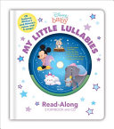 Disney Baby My Little Lullabies Read Along Storybook and CD