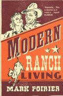 Pdf Modern Ranch Living