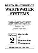 Design Handbook of Wastewater Systems
