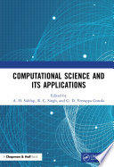 Computational Science and its Applications