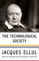 The Technological Society [Pdf/ePub] eBook
