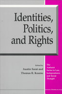 Identities  Politics  and Rights