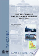 The Sustainable Dar Es Salaam Project 1992 2003
