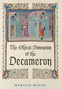 The Decameron Pdf/ePub eBook