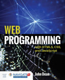 Web Programming with HTML5  CSS  and JavaScript
