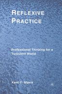 Reflexive Practice Pdf/ePub eBook