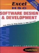 Excel HSC Softw Design Devel   Cards SG