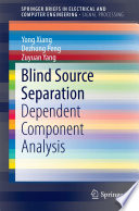 Blind Source Separation Book