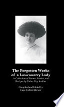 The Forgotten Works of a Lowcountry Lady