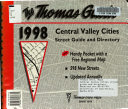 Central Valley Cities Street Guide and Directory