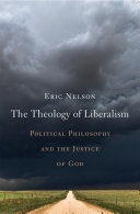 Pdf The Theology of Liberalism Telecharger