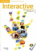 Interactive for Spanish Speakers Level 2 Workbook with Audio CDs (2)