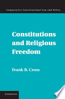 Constitutions and Religious Freedom