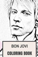 Bon Jovi Coloring Book