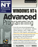 Windows NT 4 Advanced Programming