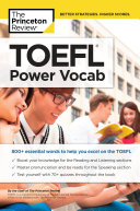 TOEFL Power Vocab [Pdf/ePub] eBook