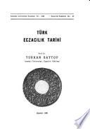 Türk eczacılık tarihi